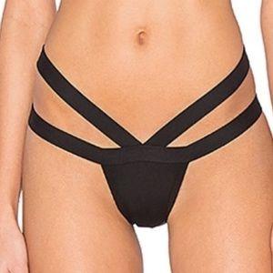 NWT Black Bandit Bikini